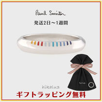 Paul Smith Stripes Silicon Rings