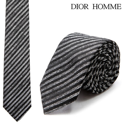 Stripes Silk Ties