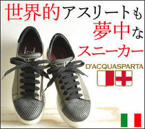 D'acquasparta Platform Round Toe Casual Style Other Animal Patterns
