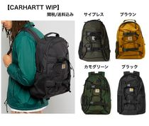 Carhartt Camouflage Unisex Street Style 2WAY Plain Backpacks