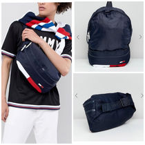 Tommy Hilfiger Stripes Street Style Hip Packs