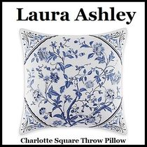 Laura Ashley Flower Patterns Decorative Pillows