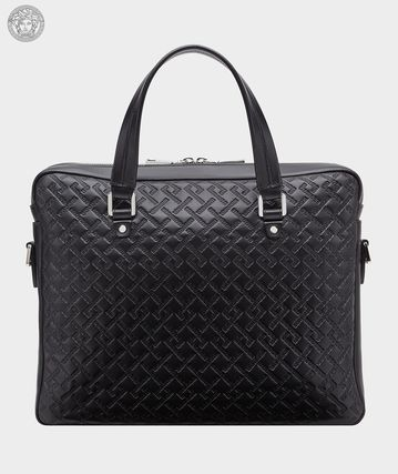 ... VERSACE Business   Briefcases Calfskin A4 2WAY Business   Briefcases ... aac8fe3e08