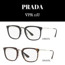 PRADA Unisex Square Optical Eyewear