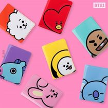BT21 Unisex Passport Cases