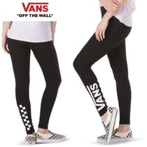 VANS Street Style Leggings Pants