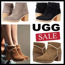 UGG Australia KASEN Casual Style Plain Ankle & Booties Boots