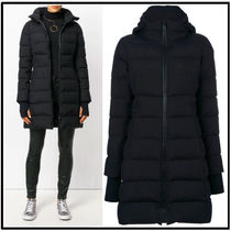 HERNO Blended Fabrics Plain Down Jackets