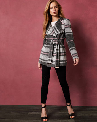 fe762c05ddd TED BAKER Other Check Patterns Wool Coats by Erinuk - BUYMA
