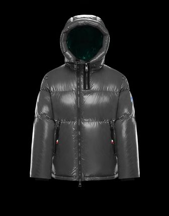 MONCLER 2018-19AW Short Plain Down Jackets by FreeAgent - BUYMA 78f84d6f3db