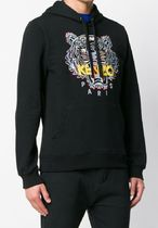 KENZO Hoodies Street Style Long Sleeves Cotton Designers Hoodies 6