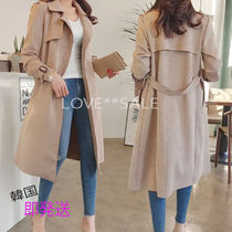 Casual Style Long Trench Coats