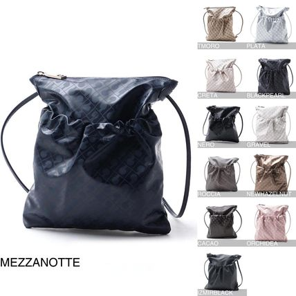 Casual Style Nylon 2WAY Shoulder Bags