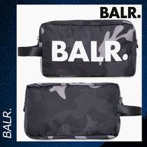 BALR Camouflage Street Style Clutches