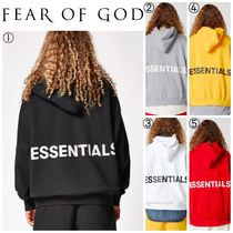 FEAR OF GOD Pullovers Long Sleeves Cotton Hoodies