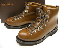Buttero Mountain Boots Leather Outdoor Boots