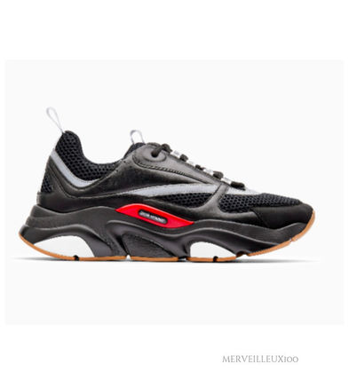 45c4ce7da5d DIOR HOMME 2018-19AW Street Style Sneakers by merveilleux100 - BUYMA
