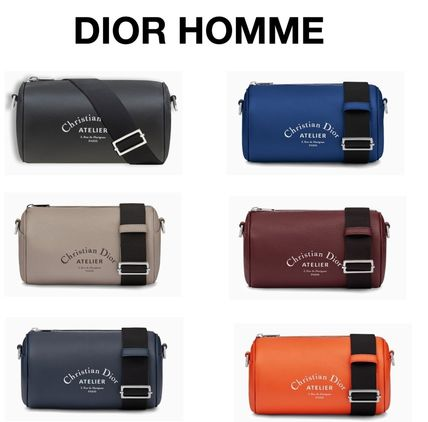 DIOR HOMME Men s Grey Bags  Shop Online in US   BUYMA f301a18e4b14