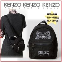KENZO 2WAY Other Animal Patterns Backpacks
