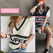 Casual Style Vests