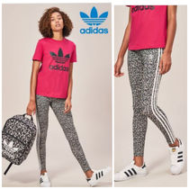 adidas Leopard Patterns Casual Style Street Style