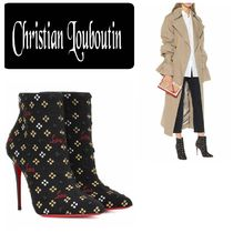 Christian Louboutin So Kate Pin Heels Elegant Style Ankle & Booties Boots