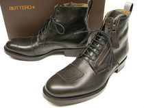 Buttero Collaboration Leather Boots