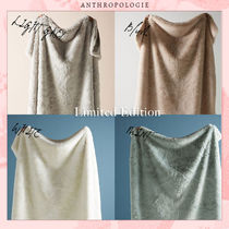 Anthropologie Throws