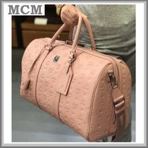 MCM 2WAY Leather Boston & Duffles