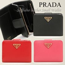 PRADA PRADA Folding Wallets