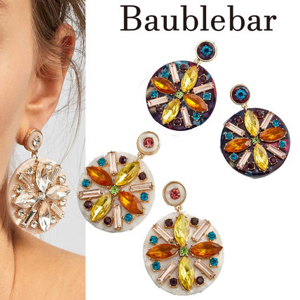 Casual Style With Jewels Earrings & Piercings