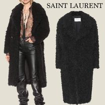 Saint Laurent Saint Laurent More Coats