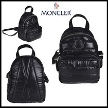 MONCLER Street Style 3WAY Plain Backpacks