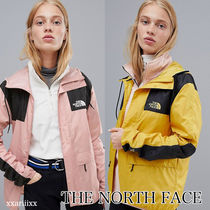 THE NORTH FACE Casual Style Street Style Bi-color Plain Medium Jackets