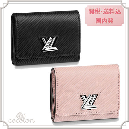 Louis Vuitton 2018 19aw 18 19aw Lv Portefeuille Twist Xs Compact