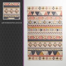 Anthropologie Geometric Patterns Ethnic Carpets & Rugs