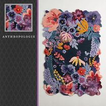 Anthropologie Flower Patterns Carpets & Rugs
