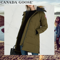 CANADA GOOSE SHELBURNE Plain Medium Parkas