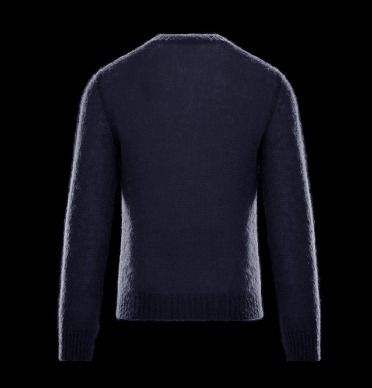 MONCLER Knits & Sweaters Collaboration Long Sleeves Plain Knits & Sweaters 2