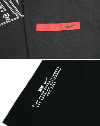 Nike Long Sleeve Crew Neck Pullovers Unisex Street Style Collaboration 7