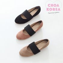 Wedge Round Toe Casual Style Plain Pointed Toe Shoes