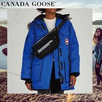 CANADA GOOSE EXPEDITION Plain Medium Parkas