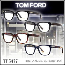 TOM FORD Unisex Square Optical Eyewear