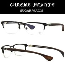 CHROME HEARTS Square Optical Eyewear