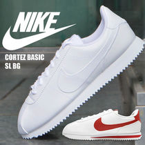 Nike CORTEZ Leather Low-Top Sneakers