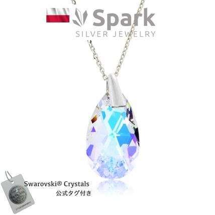 Spark Silver Elegant Style Fine