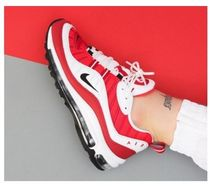Nike AIR MAX Casual Style Street Style Sport Sandals Flat Sandals