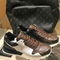 Louis Vuitton MONOGRAM Run Away Sneaker