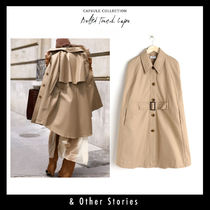 & Other Stories Trench Coats