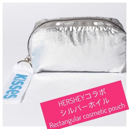 Collaboration Plain Pouches & Cosmetic Bags